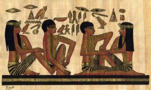 ancient reflexology